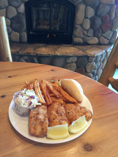 Friday Night Fish Fry Special